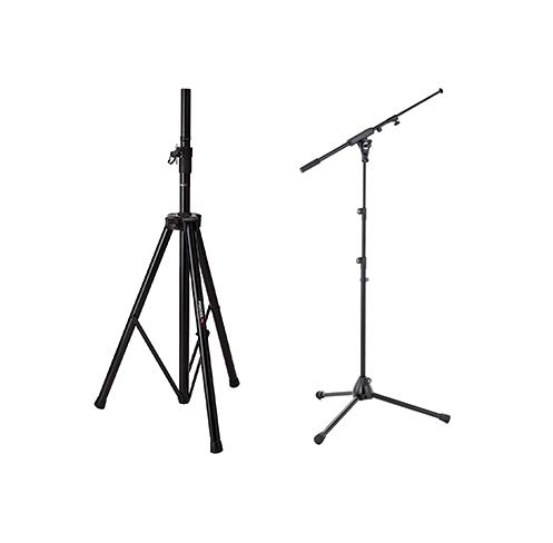 Speaker & Mic Stands