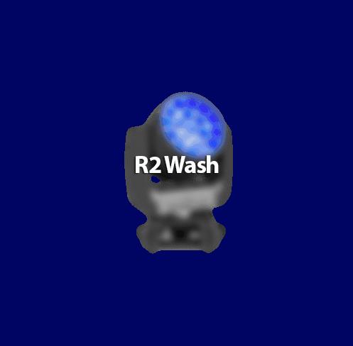 Chauvet R2 Wash