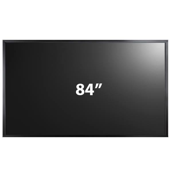 "Christie 84"" Touch Screen"