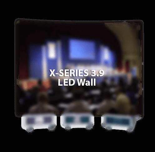 X-Series 3.9 LED Wall