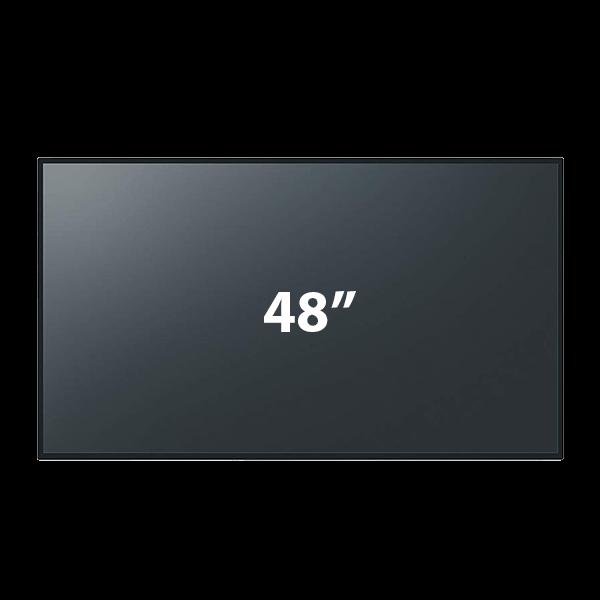 """Panasonic 48"""" Monitor"""