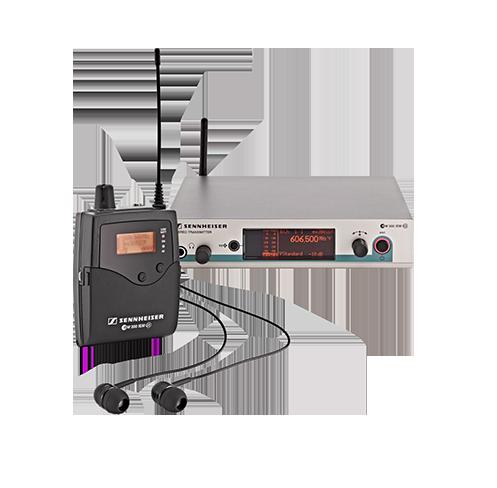 Sennheiser G3 Lapel Microphone