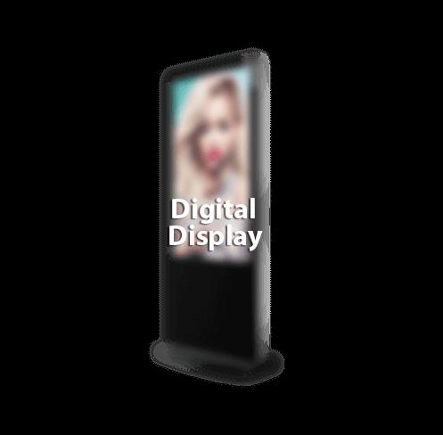 "55"" Digital Display"