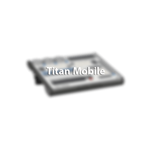 Avolites Titan Mobile Wing